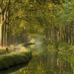 South France Canal du Midi