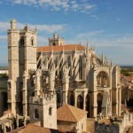 South France Narbonne Cathedral